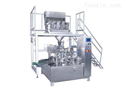 hc-180水平式智能水果包裝機
