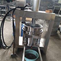 蜂蜜液壓壓榨機 桶式蜂蜜提取設備