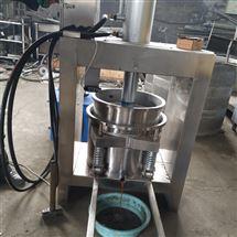 蜂蜜液压压榨机 桶式蜂蜜提取设备