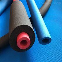 新型橡塑保温管耐火性良好