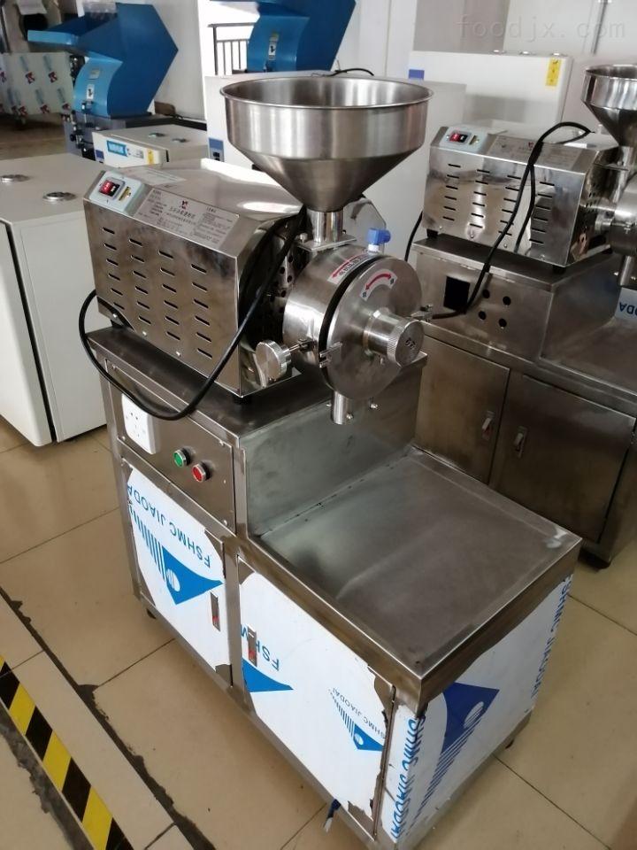 低温磨粉机价格/水冷式五谷杂粮磨粉机图片
