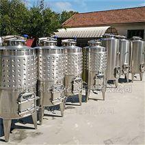 四川不锈钢储酒罐304材质储存罐厂家加工