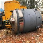 二手5吨不锈钢反应釜供应