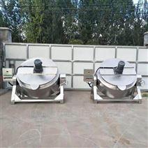 不銹鋼電加熱夾層鍋 可傾式直立攪拌炒鍋