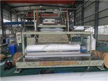 丙纶纺粘无纺布圆筒缠绕膜包装机