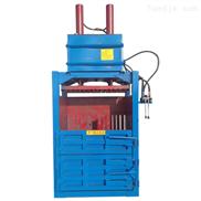 半自动液压打包机 废纸箱油漆桶立式打捆机