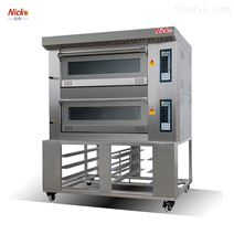 廣州式烤爐定制 商用兩層四盤烤爐 廠家直銷