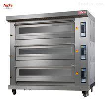 廣州式三層九盤烤爐 尼科廠家直銷