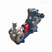 YCB小流量圓弧泵、食品泵