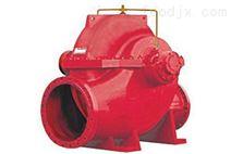 臥式水平中開雙吸消防泵組