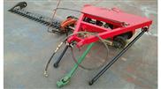 背负式割草机器