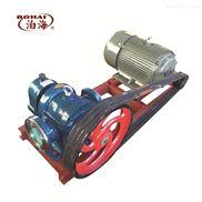 LCF耐腐蚀高粘度罗茨泵