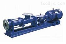 电磁调速型螺杆泵