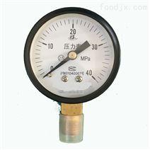布莱迪一般压力表60mm -0.1-0MPaM14×1.5