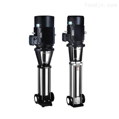 四川成都 QDL立式多級離心泵高揚程大流量