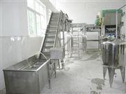 全套山楂汁饮料生产线机械设备