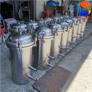 159*380*1/2-3T-批发不锈钢日化厂专用袋式过滤袋器直销厂家