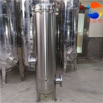 深圳化工行业超纯水制取前置袋式过滤器