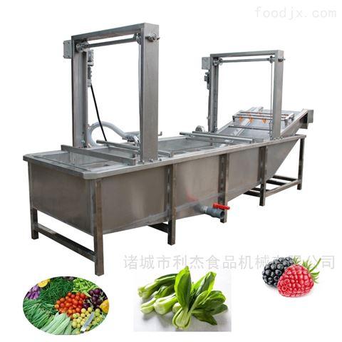 高压喷淋清洗机蔬菜气泡清洗设备