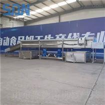 SDN-1000新疆玉米清洗生产线