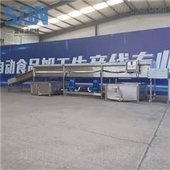 SDN-1000玉米清洗生产线