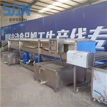 SDN-1000高压喷淋莲藕清洗机