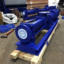 G螺桿保溫泵 橡膠加工泵 微細顆粒泵 金海