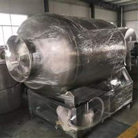 肉制品加工设备~大型全自动不锈钢滚揉机