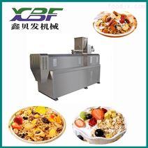 鑫貝發 水果麥片設備價格 燕麥片生產機器