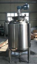 不锈钢压力搅拌罐