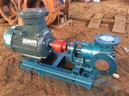 卧式耐高温 高粘度大流量NYP凸轮转子泵