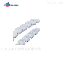 厂家直销专供优质塑钢链板 塑料直线链板