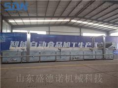 SDN-800海参蒸煮加工生产线