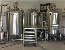 定制小型啤酒设备