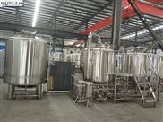 供應中型自釀啤酒設備_啤酒廠設備