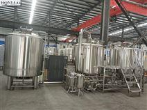 供应中型自酿啤酒设备_啤酒厂设备