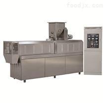 膨化宠物食品生产加工用DL70双螺杆膨化机