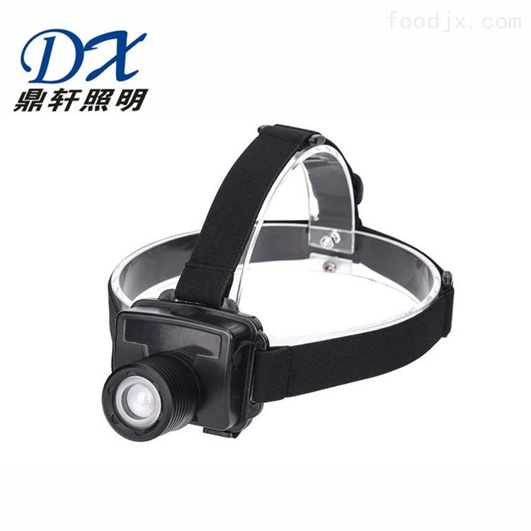 鼎轩厂家BJQ5106A-3W微型防爆头灯