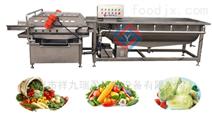 多功能果蔬净菜设备涡流清洗机