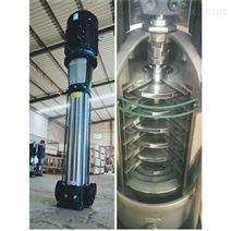 河北 QDL120不銹鋼立式多級離心泵
