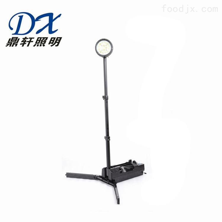 鼎轩照明LED防爆轻便移动灯升降式检修照明
