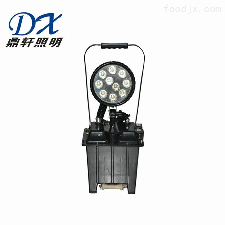 出厂价LFW6102GF-30W移动式防爆工作灯