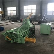 废铁屑铝屑液压金属打包机废钢压块机
