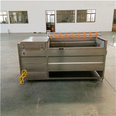 不锈钢屠宰设备厂家全自动毛辊清洗机