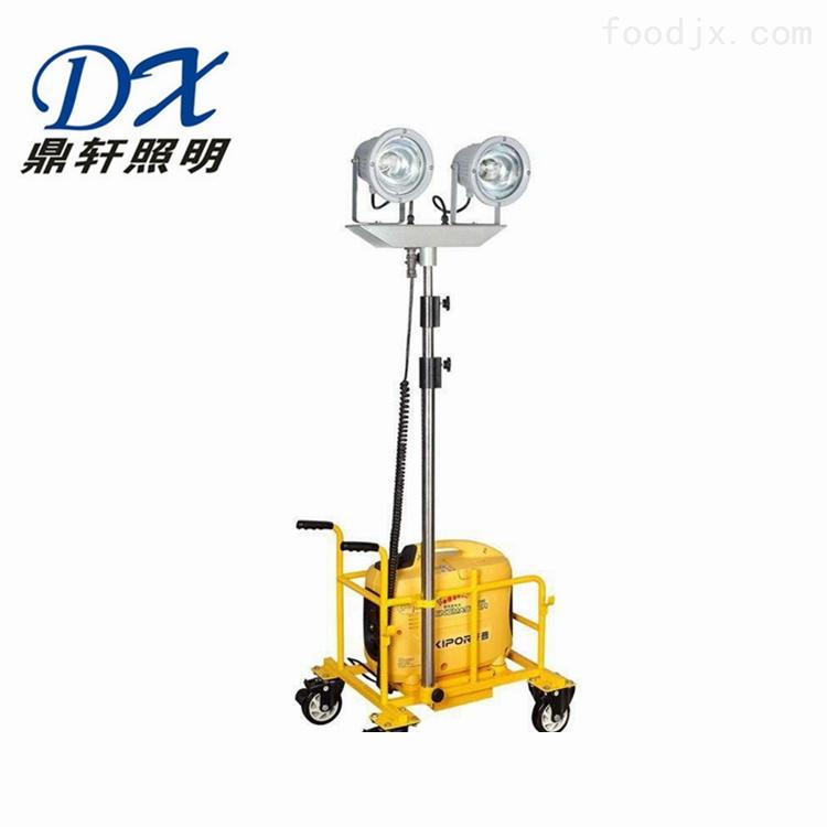 施工作业ZR5900A轻便式升降移动照明灯