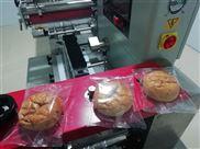 蛋糕 法式面包蛋黄派 面包食品枕式包装机