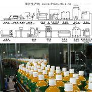 全自动果蔬汁饮料生产线设备