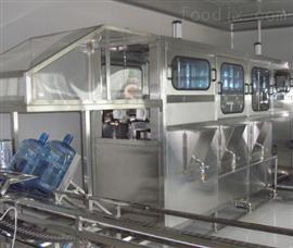 QGF-1205加仑水灌装机
