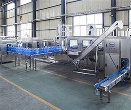 QGF 200桶装水灌装生产线