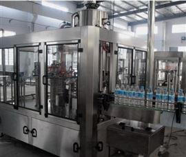 QS-24 GD-24 WFG-8瓶装饮料生产线